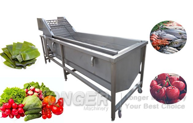 commercial vegetable washer machine