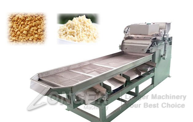 almond peanut chopping machine