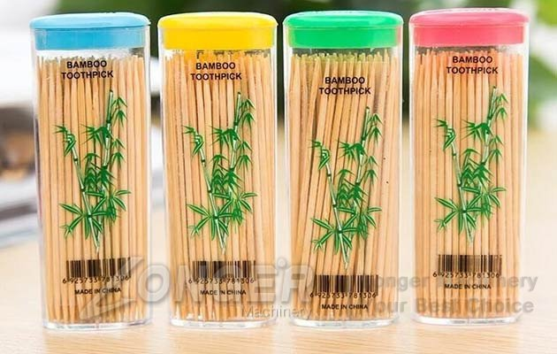 bamboo toothpick machine price