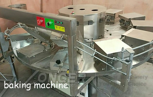 ice cream cones machine price