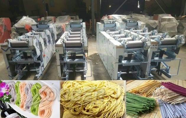 vegetable noodles making machine