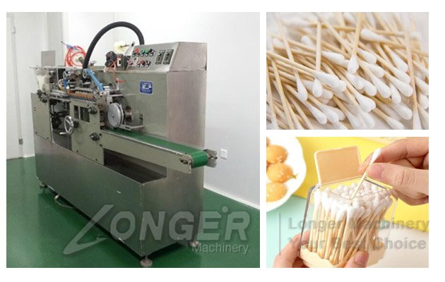 automatic cotton swabs machine price