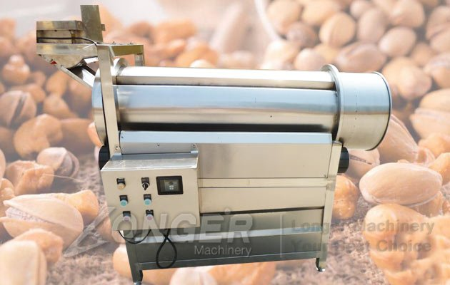 commercial peanuts flavoring machine