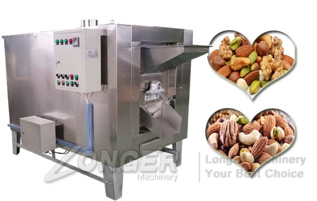 commercial nuts roaster