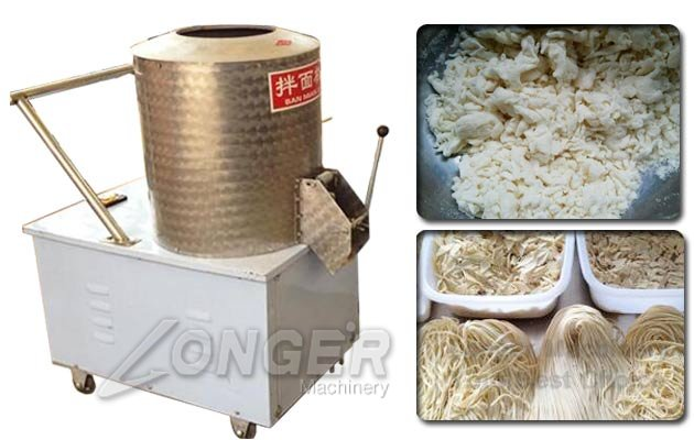 automatic dough mixer
