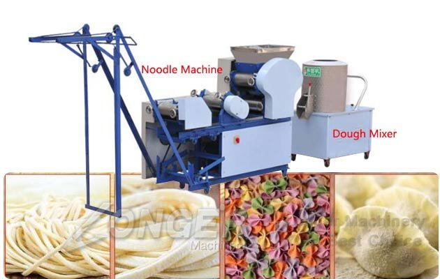 Commercial Dough Kneading Equipment