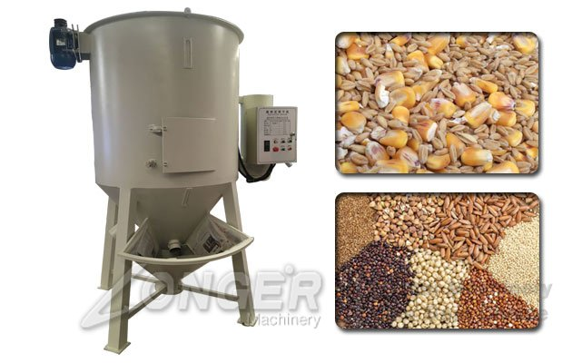 automatic rice dryer