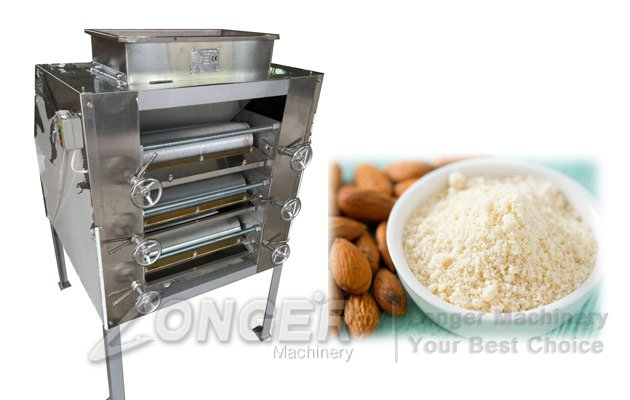 peanut almond powder milling machine