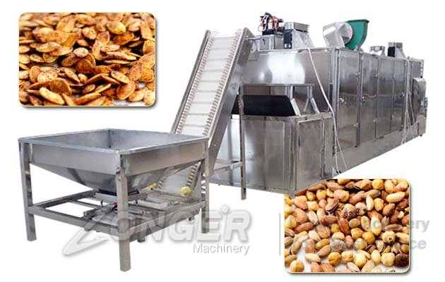 dry fruit roaster for sale