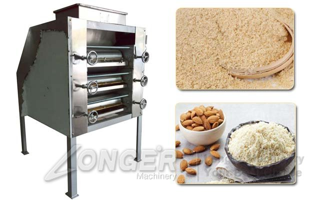 almond flour grinder machine