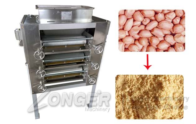 peanut soybean powder mill