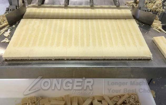 biscuit wafer making machine