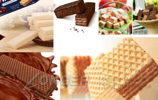 biscuit wafer making plant