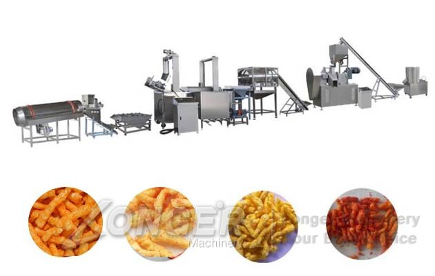 kurkure snacks machine cost