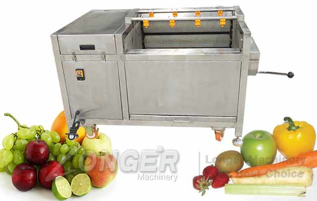 potato cleaning machine for sale