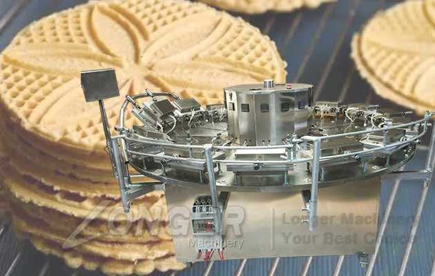 baked pizzelle biscuit machine