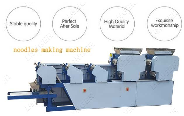 automatic noodle machine supplier