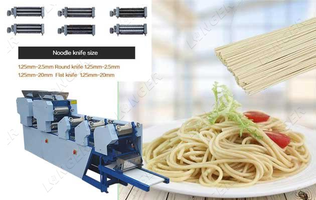 dry noodle making machine