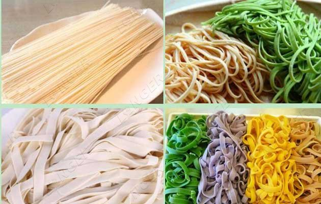noodles making machine price