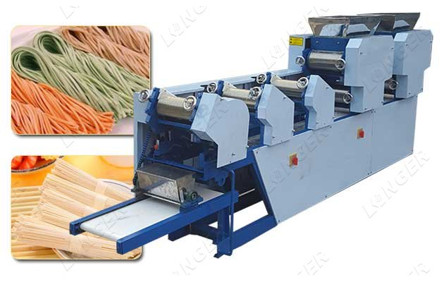 noodle production machine cost
