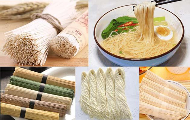 dry noodles machine supplier