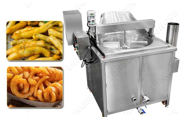 automatic snack fryer price