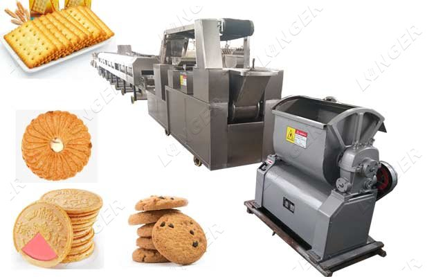 automatic biscuit making machine