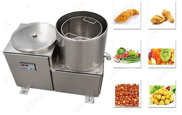 snack food deoiling machine price