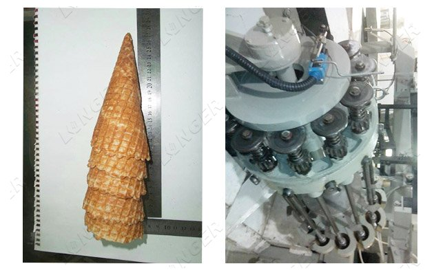 automatic cone making machine supplier