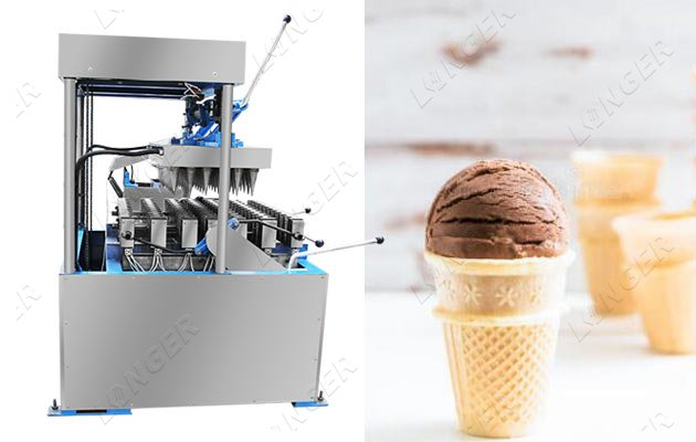 coffer wafer cups machine for sale