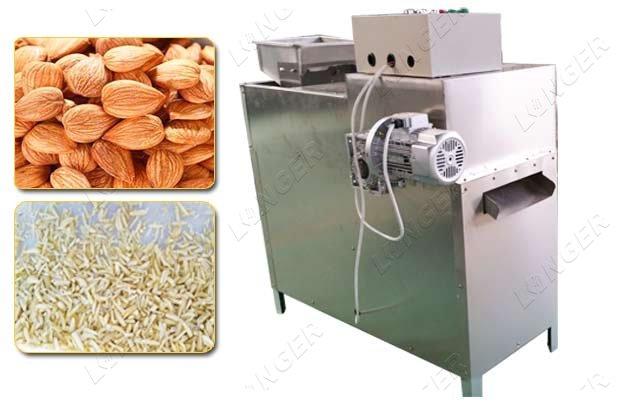 almond cutting machine supplier