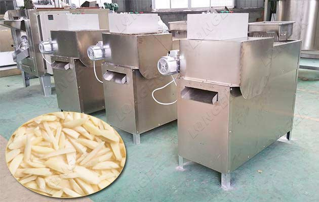 almond sliver cutting machine
