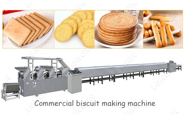 commercial biscuit making machine price