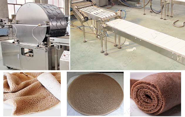 injera making machine price