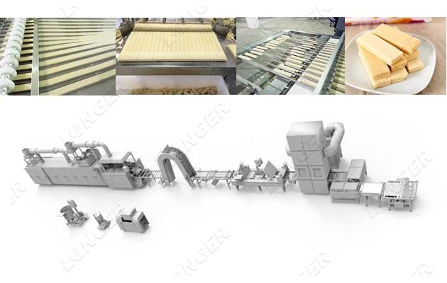 biscuit wafer making machine price